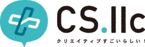 CS.llc(CS合同会社)ロゴ